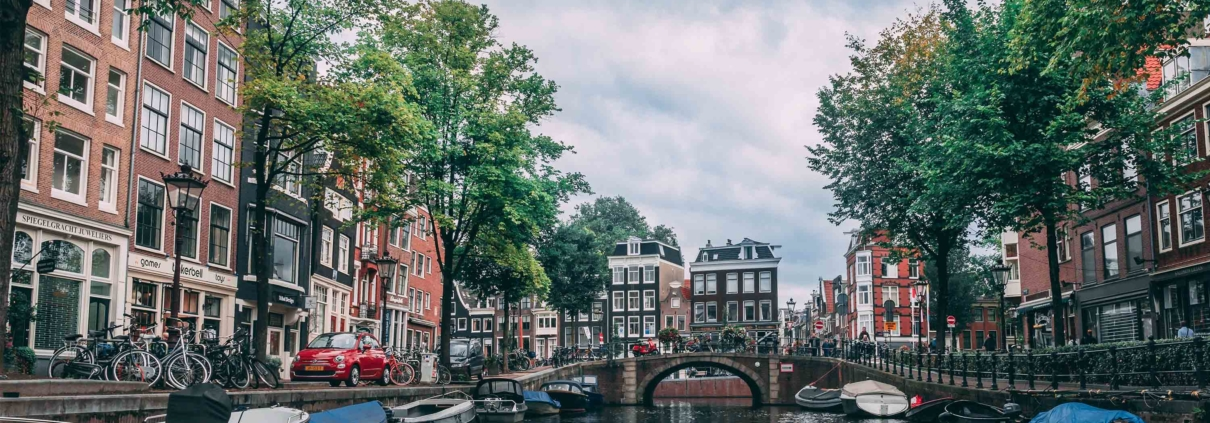 Best party hostels in Amsterdam