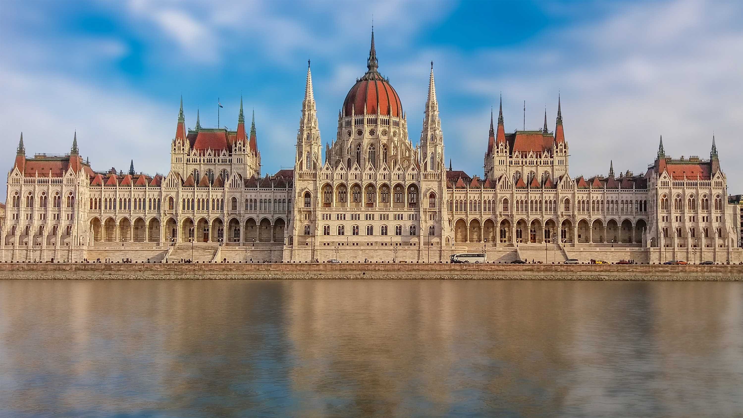 Best party hostels in Budapest