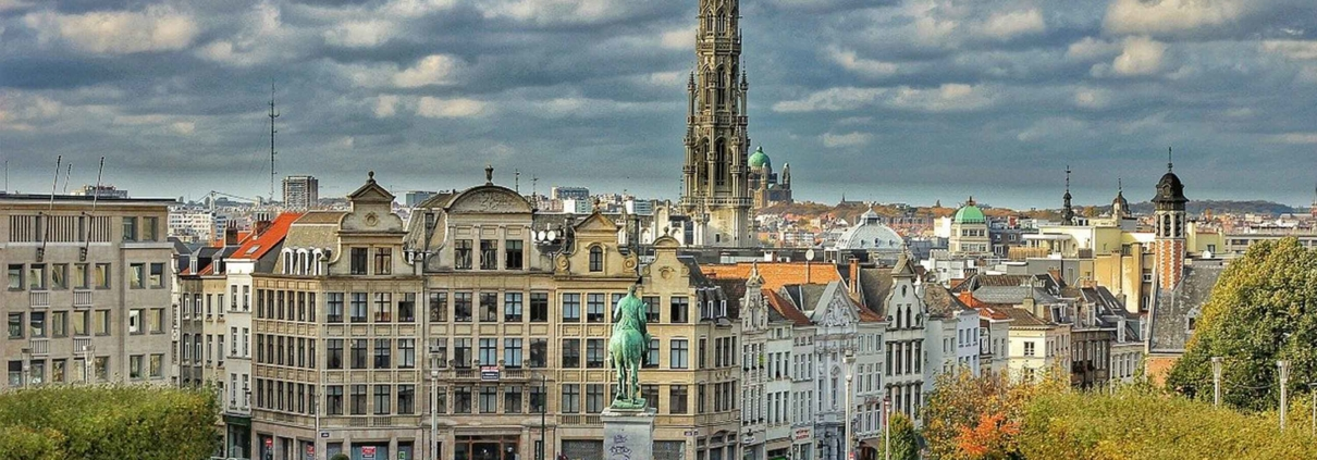 Best party hostels in Brussels