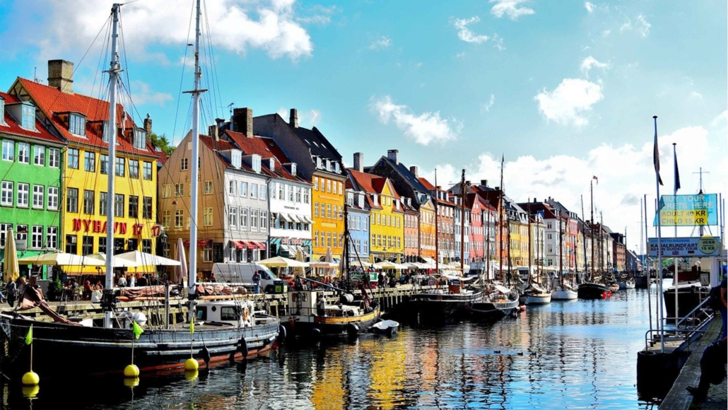 Best party hostels in Copenhagen