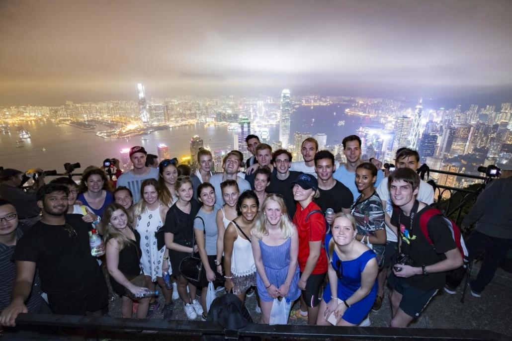 Check-In HK