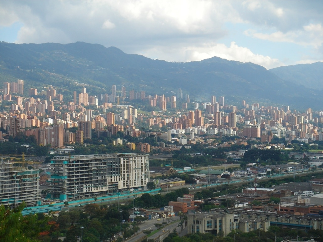 Medellin Colombia, the city of eternal spring