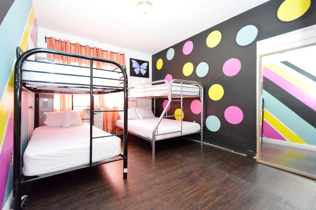 Miami Hostel 1 (from Booking.com)
