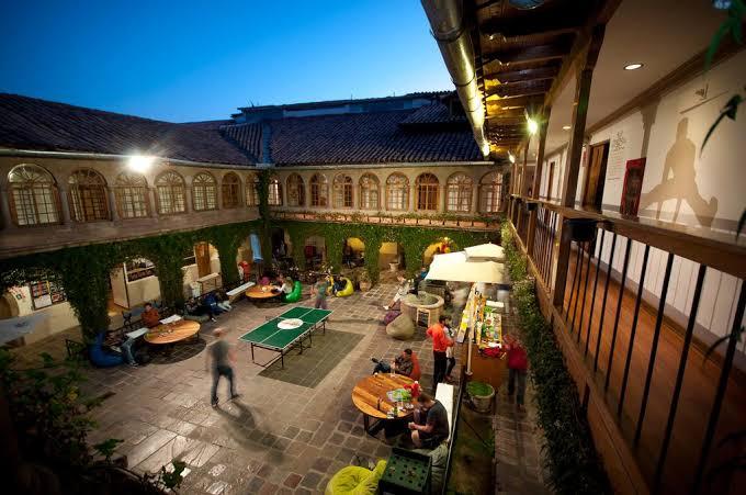 pariwana hostel (from booking.com)