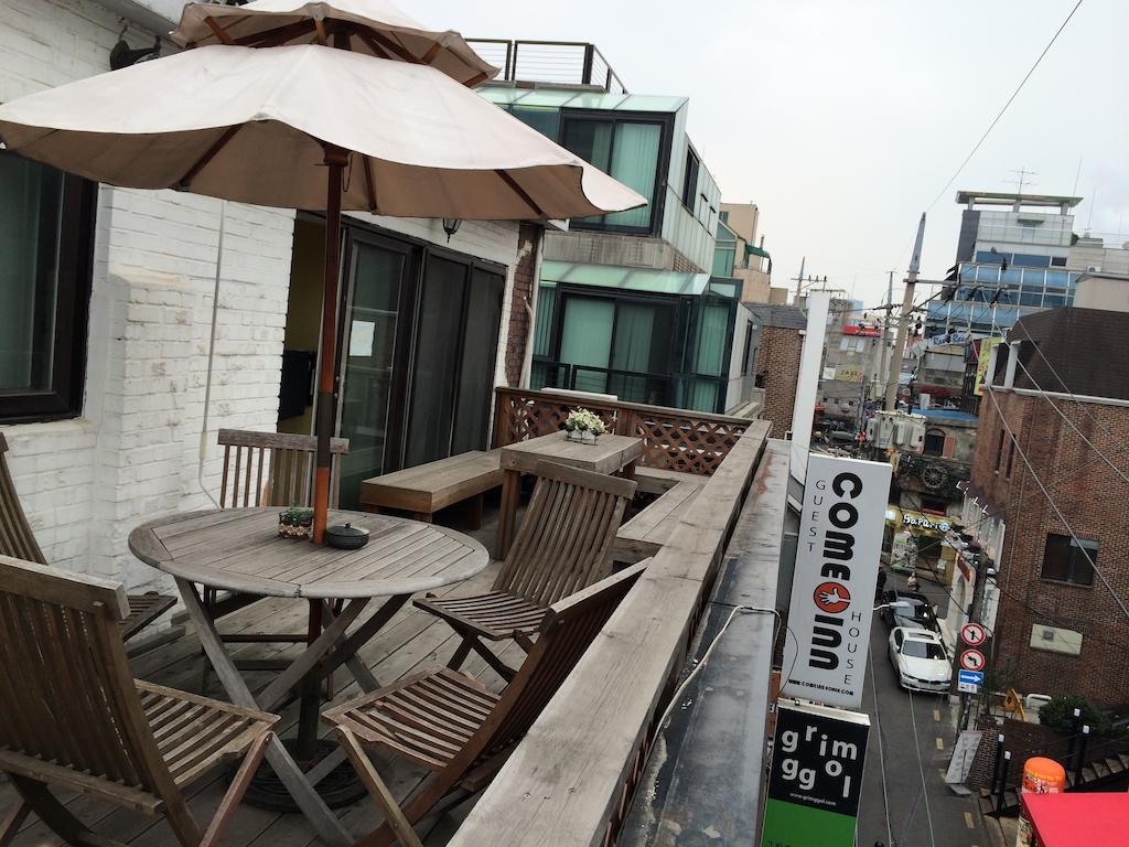 Comeinn Guesthouse Hongdae