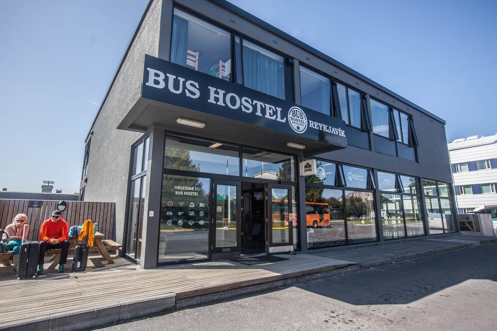 Bus Hostel Reykjavik