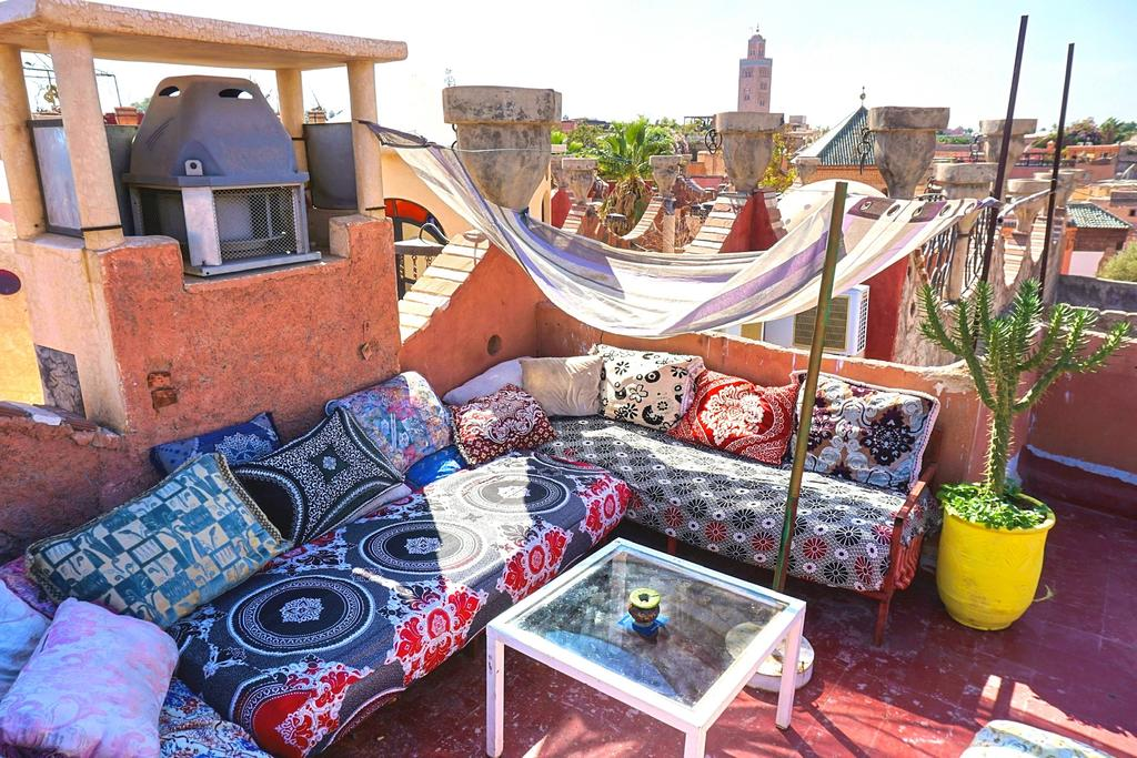 Hostel Kif Kif Marrakech